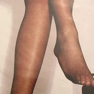 Accessories - Sparkling Fishnet Stockings